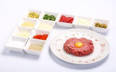 Biftek tartar