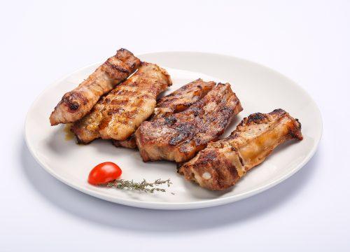 Costite picante de porc