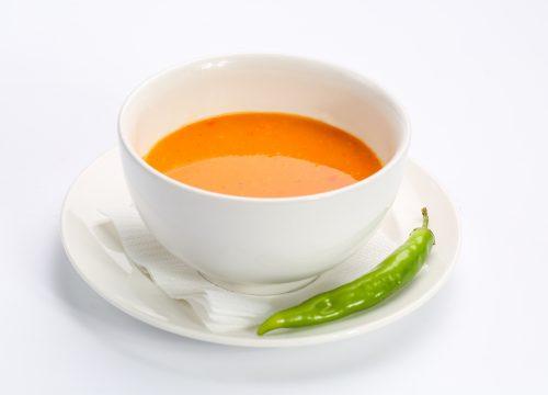 Crema legume