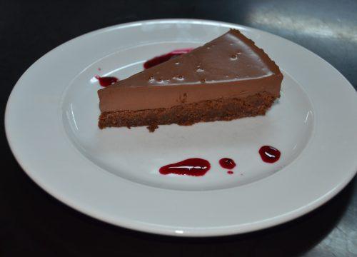 Prajitura cu ciocolata 2